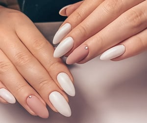 beauty, nails, and маникюр image