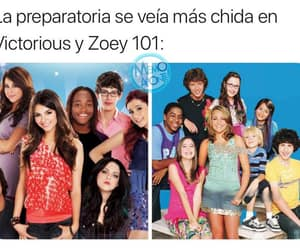 meme, Risa, and zoey 101 image