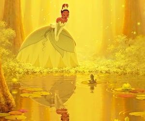 disney, princess, and frog image