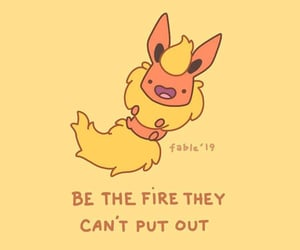 fire, inspiration, and pokemon image