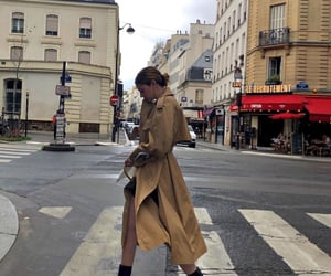 city, fashion, and paris image