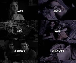 lydia, dylan o'brien, and stydia image