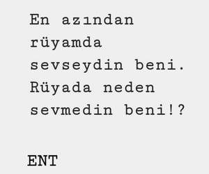 rüya, söz, and türkcesöz image
