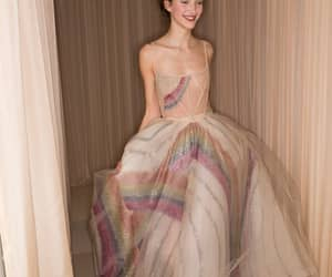 fashion, backstage, and Valentino image