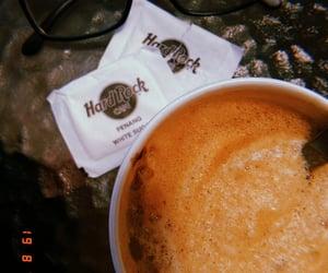 cappuccino, hard rock penang, and hard rock image