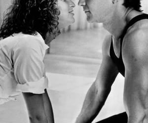 dirty dancing, 80s, and black and white image