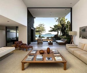 design, living room, and decor image