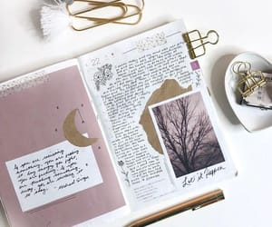 journal, kit, and simple image