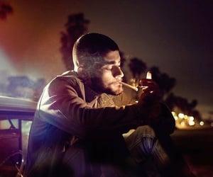 zayn malik, zayn, and smoke image
