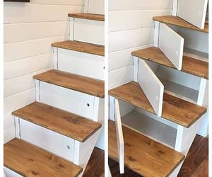 decor, Easy, and stair image