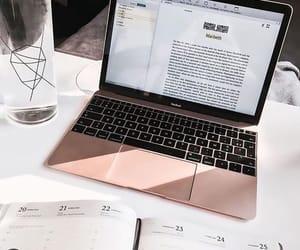 school, study, and computer image