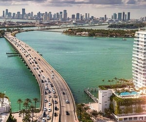 Miami, places, and travel image