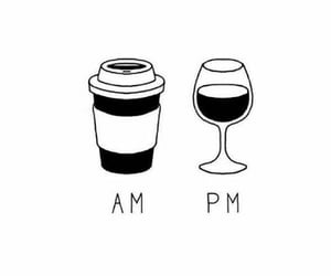 coffee and wine image