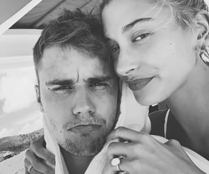 justin bieber, hailey baldwin, and couples image