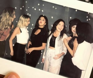 best friends, polaroid, and selena gomez image
