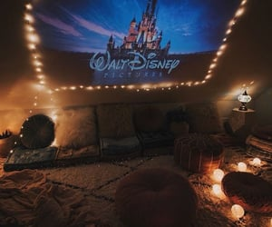 disney, home, and autumn image