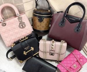 bags, Prada, and chanel image