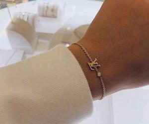 bracelet, Louis Vuitton, and luxury image