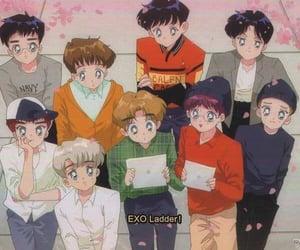 anime, exo, and kpop image
