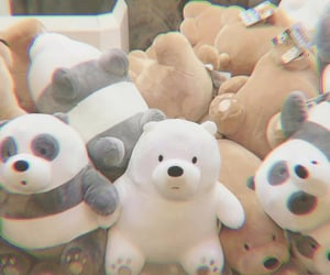 theme, aesthetic, and bear image