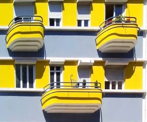 architecture, balconies, and facade image