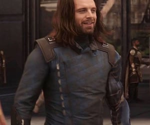 Avengers, winter soldier, and infinity war image