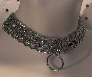 aesthetic, chain, and chains image