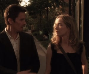 before sunset, movies, and romantic image