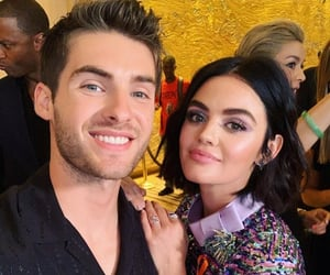 lucy hale and cody christian image