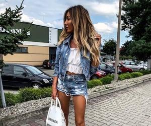 fashion, fashionable, and street style image