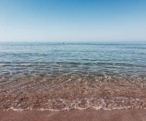 adventure, beach, and sea image