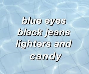 aesthetic, babe, and baby blue image