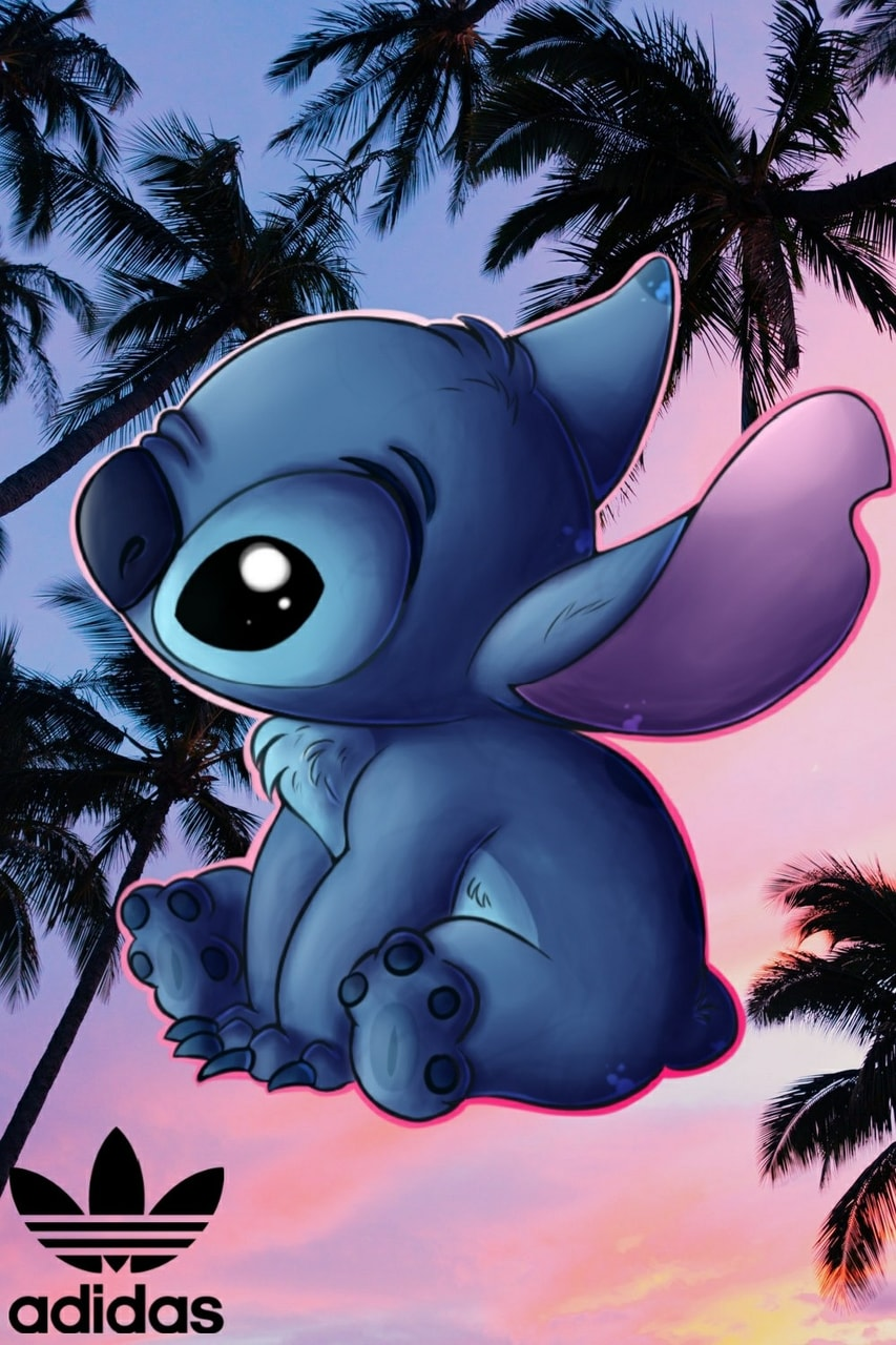Stitch Wallpaper Via Zedge Shared By At Marvelousgirl94
