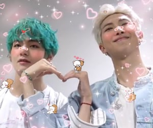 archive, kim taehyung, and cyber image