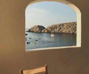 sea, summer, and vintage image
