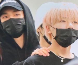 skz, hyunjin, and hwanghyunjin image