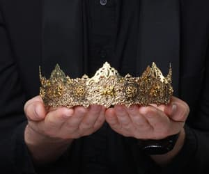 costume, crown, and fairytale image