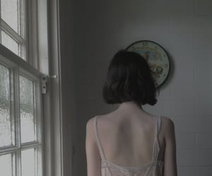 girl, pale, and vintage image