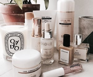 beauty, makeup, and candles image