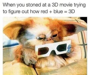 3d, funny, and dank memes image