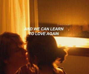 baby, love song, and lyric image