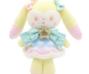 kawaii, pastel, and plushie image