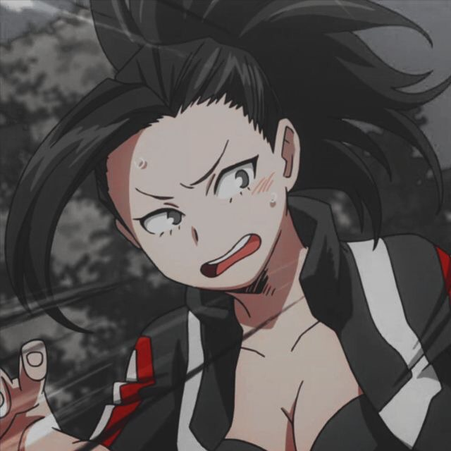 Articles About Momo Yaoyorozu On We Heart It