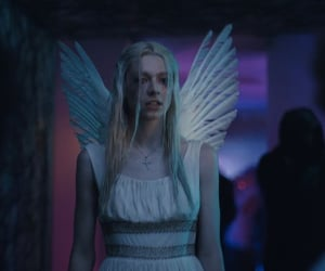 euphoria, Jules, and hbo image