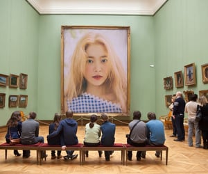 kpop, reactions, and red velvet reactions image
