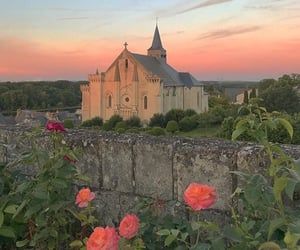 nature, photography, and church image