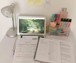 goals, supplies, and notes image