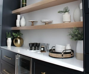 design, kitchen, and style image