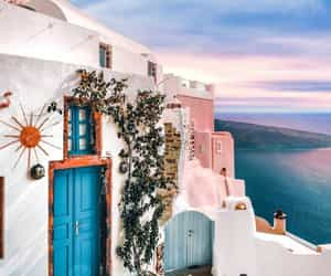 Greece, santorini, and travel image