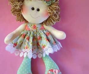 diy, doll, and muneca image